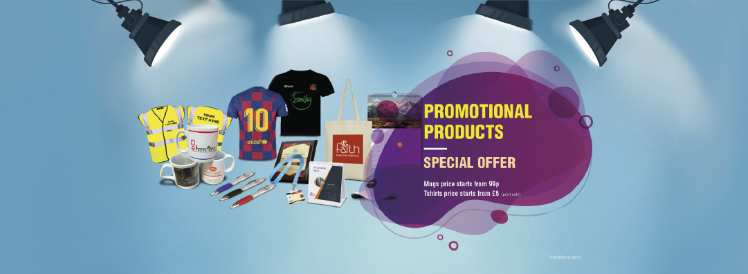 Promotional Printing Services Offers