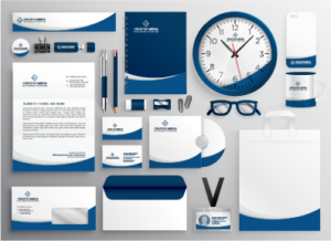 business promotional pack design print